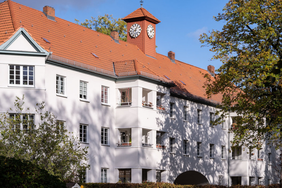 """<small>Tour:</small><br><b>""""Siemensstadt 1.0""""<br> Arbeit - Wohnen - Freizeit</b> 3"""