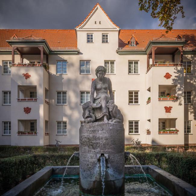 <small>Stadtführung: </small><br><b>Siemensstadt Industriekultur.</b><br> Wie <i>und warum</i> hier alles begann. 2