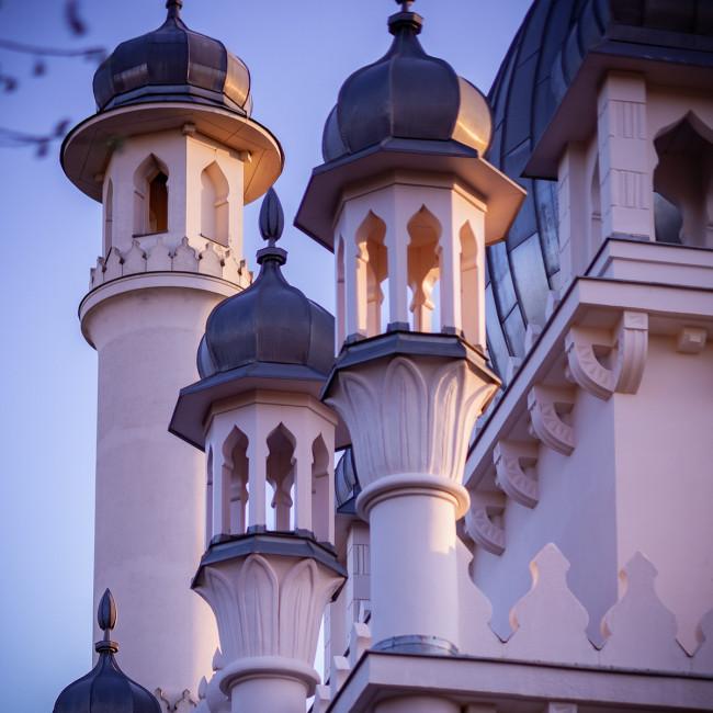 "<small>Stadtführung:</small><br><b>""Die Wilmersdorfer Moschee""</b> 2"