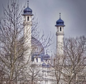 "<small>Stadtführung:</small><br><b>""Die Wilmersdorfer Moschee""</b> 4"