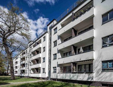 """UNESCO World Heritage Site """"Ringsiedlung Siemensstadt"""""""