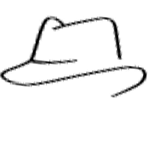 Logo von Mann mit Hut Touren