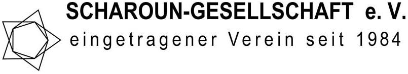 Das Logo der Scharoun-Gesellschaft e.V. - der Kooperationspartner von Mann mit Hut Touren / Christian Fessel : Stadtführungen & Architekturführungen