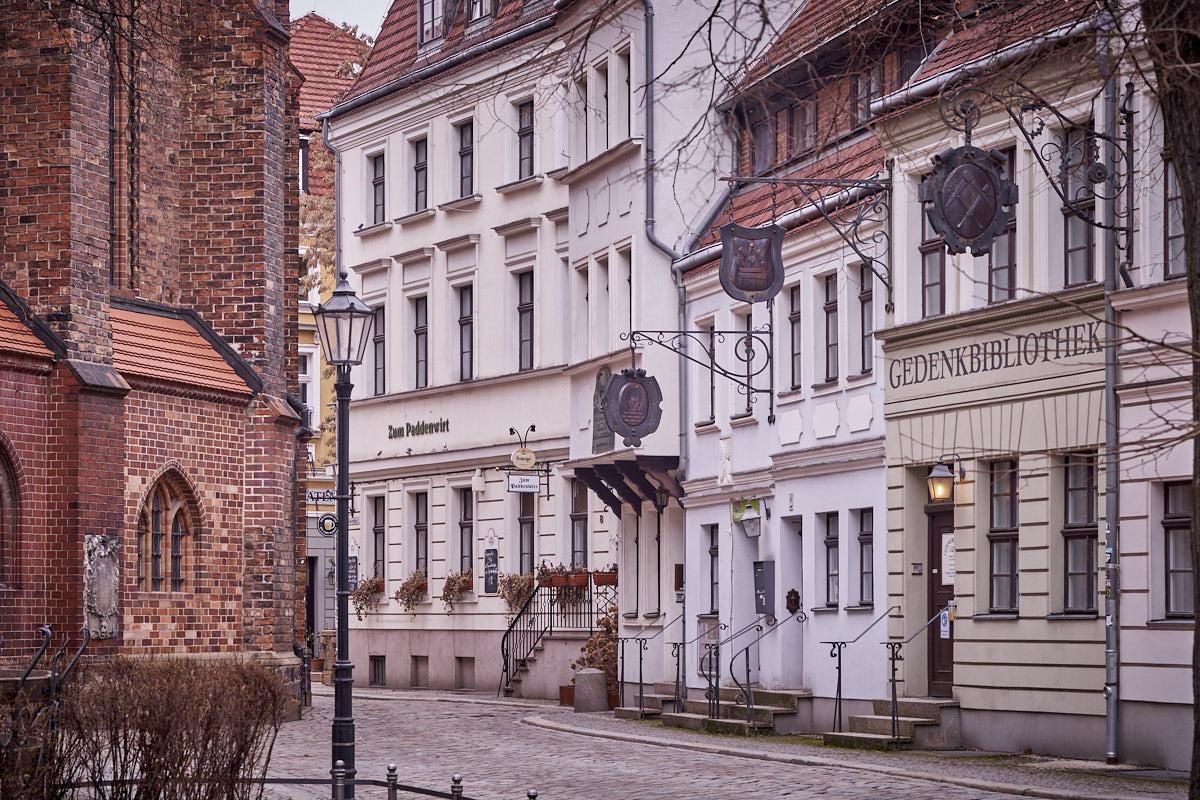 Mann mit Hut Touren - Stadtführung und Architekturführung zur Historie von Berlin im Nikolaiviertel und drumherum.