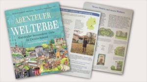 """<strong>""""Abenteuer Welterbe"""" </strong><br>Das Buch. <br>Für Menschen ab acht. 1"""